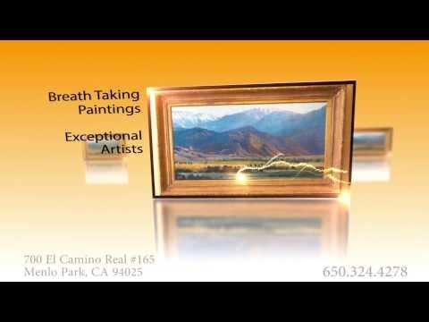 Art Gallery in Menlo Park CA