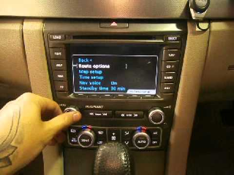 Wrecking 2008 Holden Commodore Radio Cd Dvd Player Sat Nav