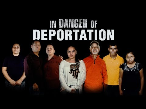 In Danger of Deportation (VR/360)