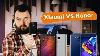Что выбрать - Xiaomi Redmi Note 4 или Honor 6C Pro?