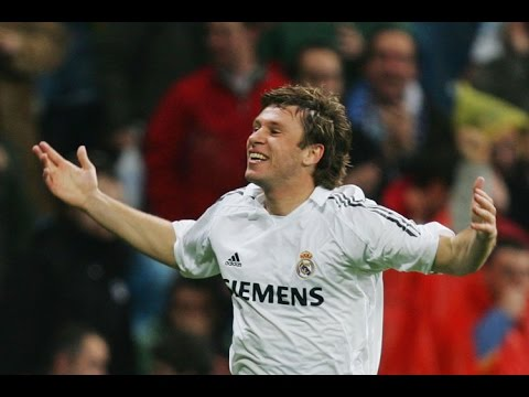 Antonio Cassano ● All Goals with Real Madrid ● 2005-2007
