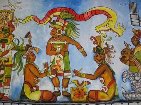 La civilizacion mesoamericana y las caracter sticas for Cuales son las partes de un periodico mural
