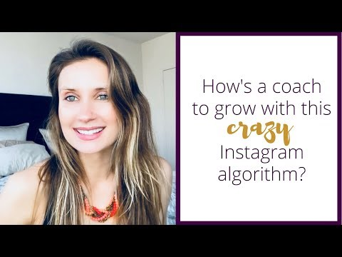 How can a coach grow on Instagram in 2018?