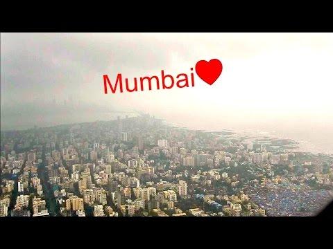 Air India Airbus A321 Take Off From Mumbai During monsoon (AI348)