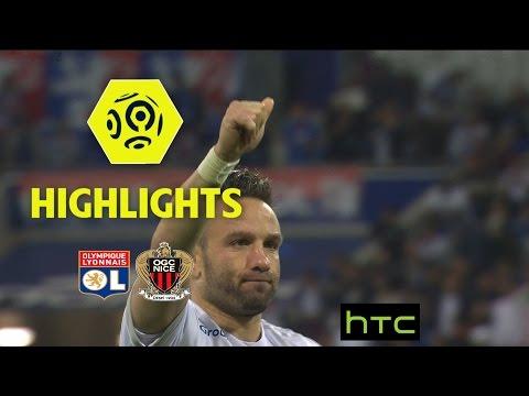 Olympique Lyonnais – OGC Nice (3-3) – Highlights – (OL – OGCN) / 2016-17