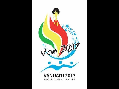 2017 Pacific Mini Games - Vanuatu - Day 2