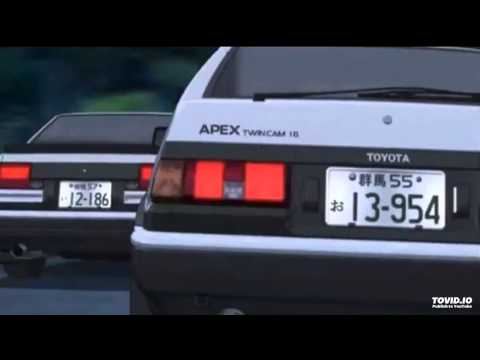 Initial D Final Stage OST Eurobeat [Act 4] - Adrenaline - Ace