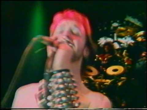 Judas Priest - Take on the World (Promo clip 1978)