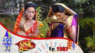 Durga | Full Ep 1597 | 22nd jan 2020 || Odia Serial - TarangTV