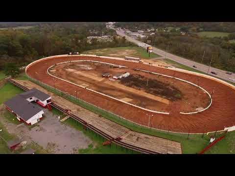Drone Flight # 13 - Cleveland Speedway