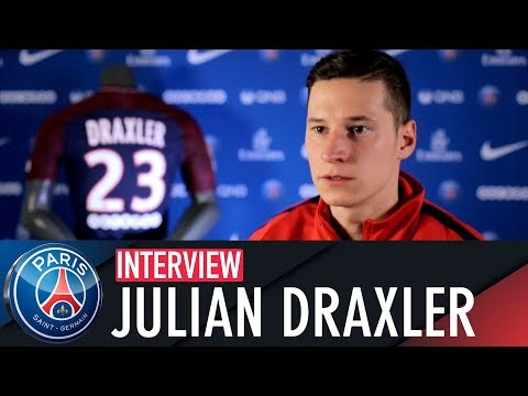 INTERVIEW JULIAN DRAXLER (FR🇫🇷)