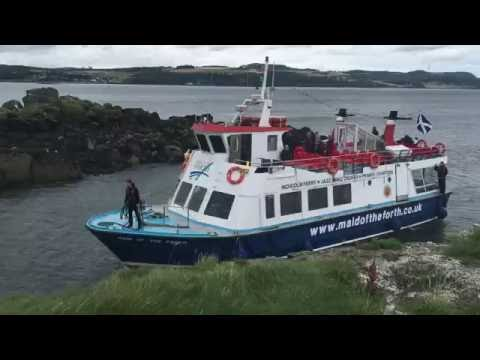 FUN DAY OUT | The Maid Of The Forth, South Queensferry, Scotland
