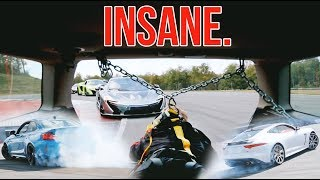 THE MOST INSANE TRACK DAY EVER!
