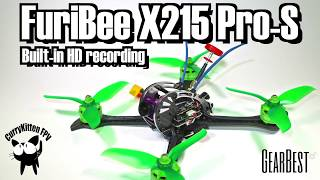 FPV Reviews: FuriBee X215 Pro-S, supplied by Gearbest