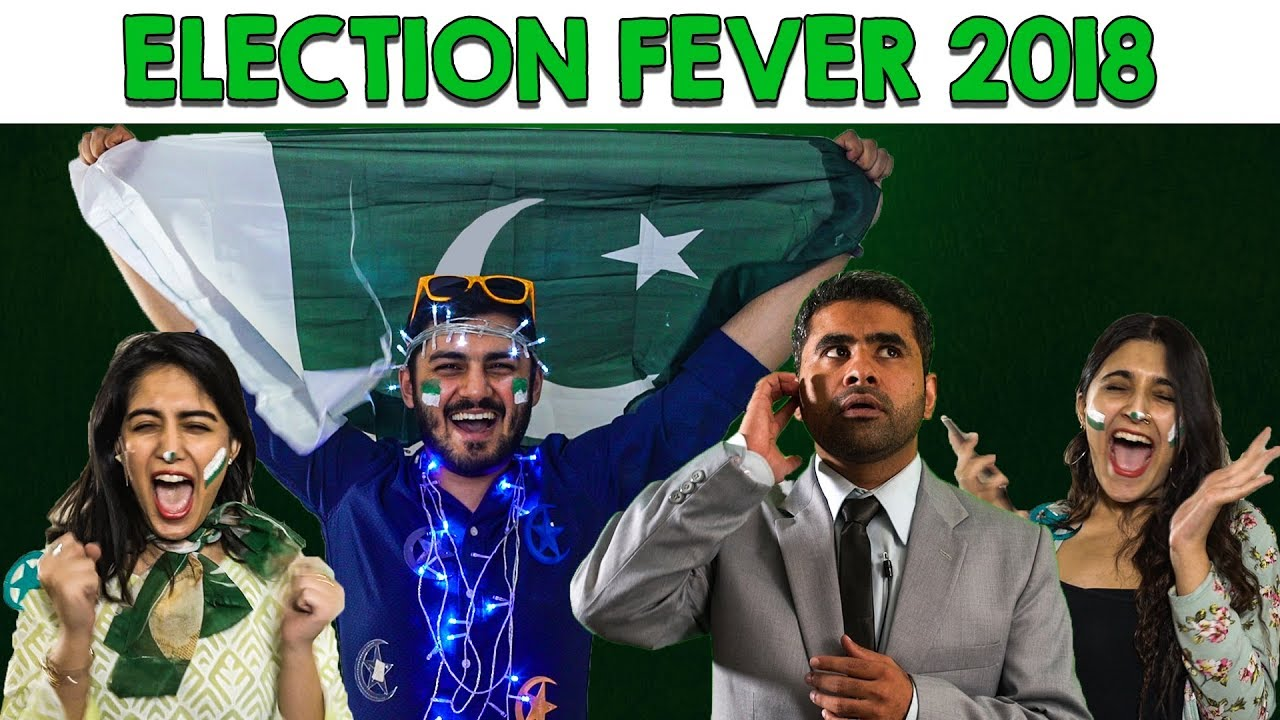 Election Fever 2018 | MangoBaaz
