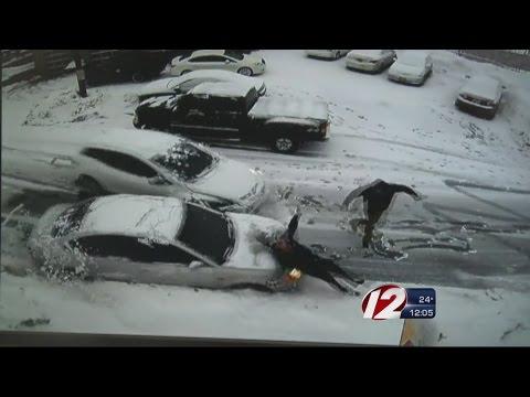 Cranston Crash Surveillance