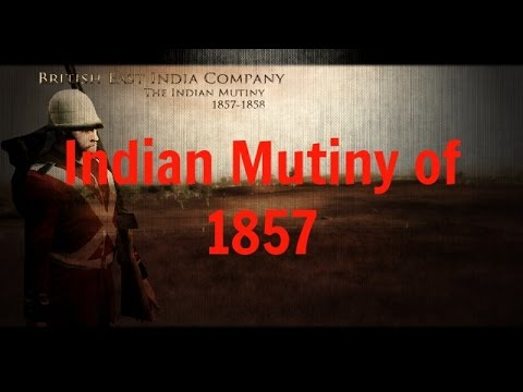 Empire total war: Indian Mutiny of 1857