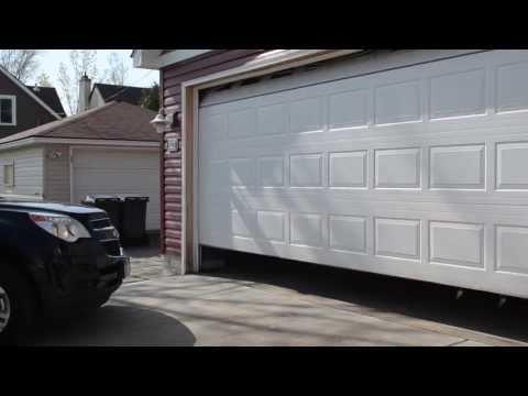 Broken Garage Door Spring - Reliable Garage Door