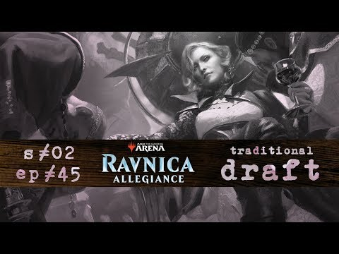 radio Kyoto s02 ep45 | Ravnica Allegiance Draft | MTG Arena