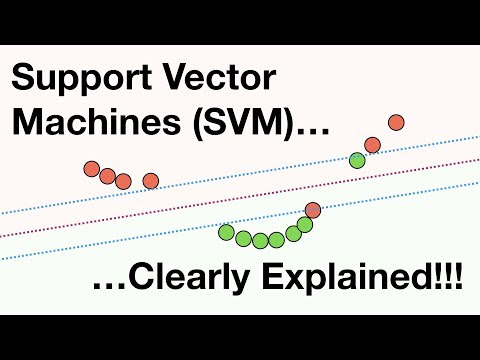 Support Vector Machines Part 1 (of 3): Main Ideas!!!