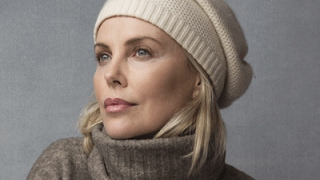 Charlize Theron 'pumped' after women's march in Sundance