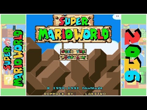 Super Mario World: Over the Mountain (D)