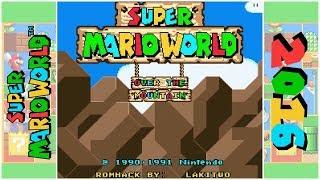 Super Mario World: Over the Mountain (D) | Super Mario World Hack