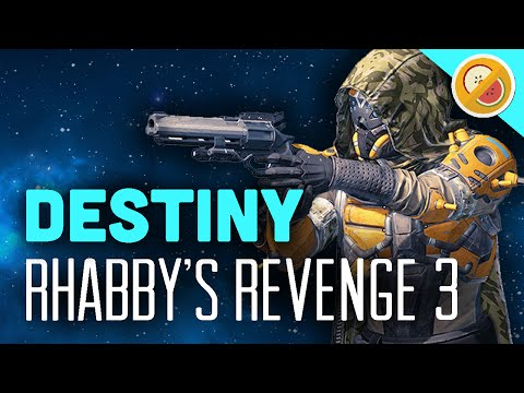 Destiny Rhabby's Revenge #3 | Hawkmoon Wager V.2 - The Dream Team (Funny Gaming Moments)