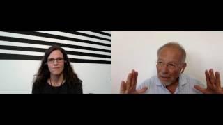 """Interview zum Thema: """"Sich selbst nicht im Wege stehen"""" - Nora Theiss mit  Yod Udo Kolitscher"""