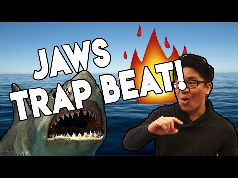 THIS GOES HARD! TURNING THE JAWS THEME INTO A HARD TRAP BEAT IN FL STUDIO!