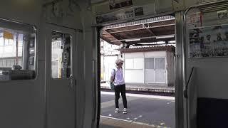 JR中央・総武線各駅停車津田沼行き209系500番台C508編成 市川~津田沼