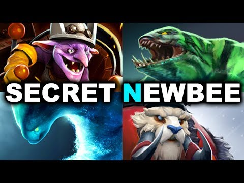 SECRET vs NEWBEE - Group FINAL - PW Masters Minor DOTA 2