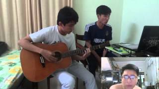 Bay guitar and beatbox cover
