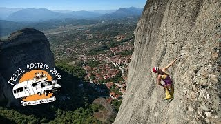 Petzl RocTrip 2014 #Ep4 - Meteora, Greece