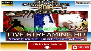 Union vs Leland - 2019 High School MHSAA-Baseball Live Game