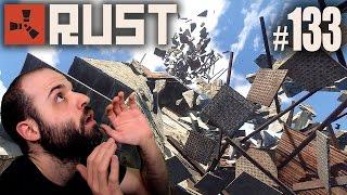 rust 133   a gastarlo todo que viene wipe   gameplay espaol