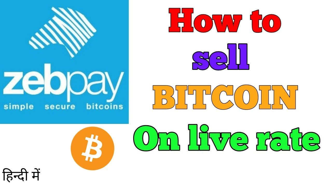 zebpay bitcoin rata