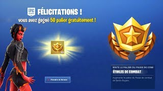 VOICI COMO GANAR 50 PALIERS - GRATIS A FORTNITE SAISON 8 - PS4/XBOX ONE/PC/SWITCH! 😱