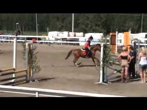 Backeåns Shelley maskerad hoppning - YouTube e726b3d3972f8