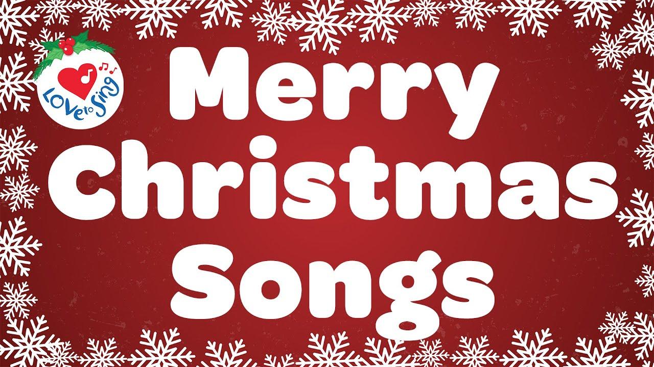 Christmas Music Youtube Playlist 2021 Merry Christmas 2021 Top Christmas Songs Playlist Best Christmas Music Youtube