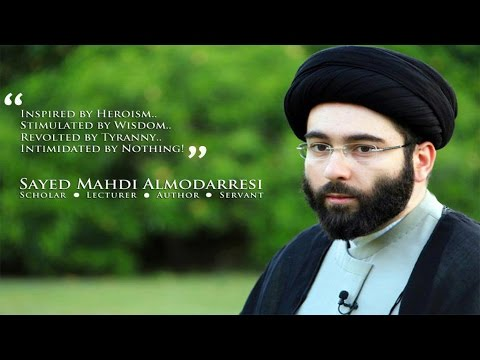 Religious Perfectionism - Sayed Mahdi Al-Modarresi