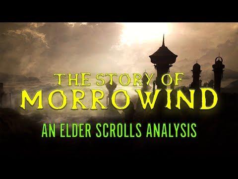 Why Morrowind Has The Best Story Elder Scrolls Analysis