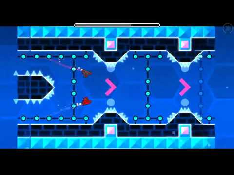 Geometry Dash- Hexagon Force (100%)
