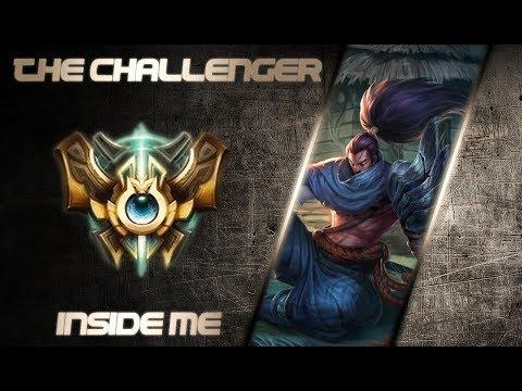 LO YASUO LEGGENDARIO DEL CANE - The Challenger Inside Me #13[SEASON 4]
