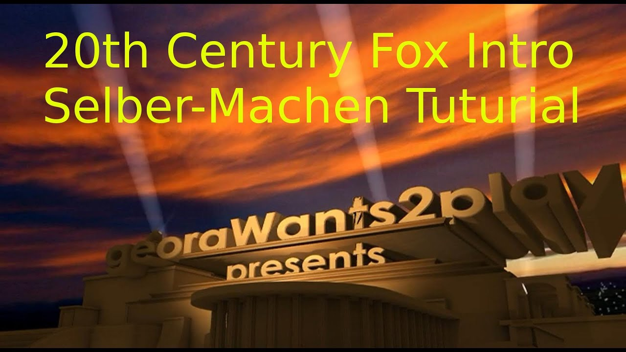 20 20th Century Fox Blender Tutorial Pictures And Ideas On Meta