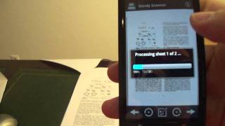 handy scanner for android overview