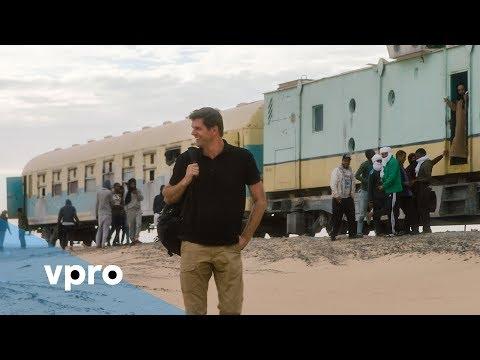 Bram Vermeulen doorkruist de Sahara