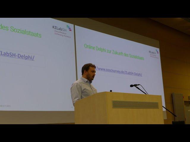 Timo Hutflesz (ISÖ), Auswertung Zukunftsszenarien, Zukunftsworkshop Kiel 4.11. 2019 ZLabSH