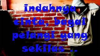 Dash uciha - Pelangi Yang Sekilas (with lirik)