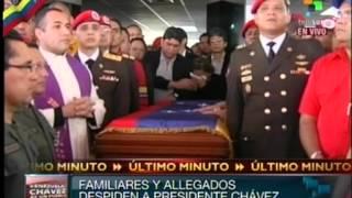 Chavez Cenaze Töreni Karakas 1 TELESUR